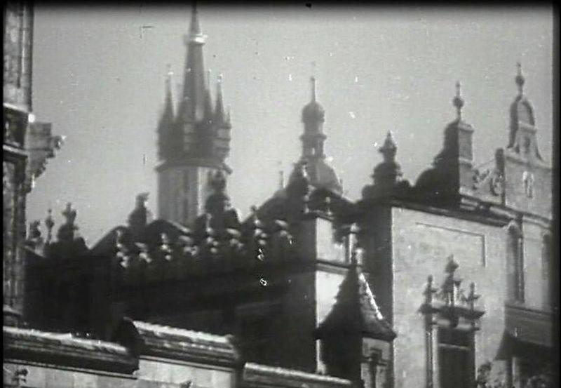 Kraków oczami niemych dokumentalistów